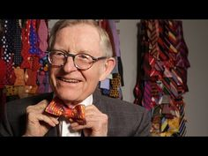 Why Bow Ties Matter to WVU President Gordon Gee
