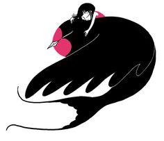 çizgili masallar: Thumbelina by Charlotte Gastaut