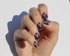 Envoltura de uñas Boho Indigo por SoGloss en Etsy