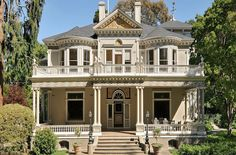 This 1885 Mansion is an Incredible Victorian Time Capsule