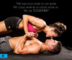 <3:-) this picture will be mine && Ryan's motivation to get in shape && be fit together. I want us to be active && healthy, but have fun doing it. We are DETERMINED to take a picture like this && look just as good!;-P