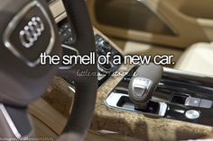 Yes! And funny how this pic has the Audi symbol on steering wheel. I love Audi's :)