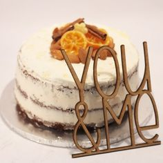 R90 (I like this whole look - cake and all) http://www.thatlittleshop.co.za/shop/cake-toppers/mr-mrs-perspex-wedding-cake-topper-2/
