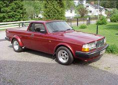"""Volvo """"245 pickup"""""""