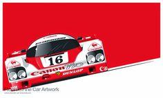 Ricardo.Fine Car Artwork