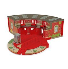 Who doesn't love Melissa & Doug De...! http://www.bellylaughs.ca/products/melissa-doug-deluxe-roundhouse-turntable-set?utm_campaign=social_autopilot&utm_source=pin&utm_medium=pin