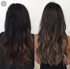How would you describe the hair on the right? #hair #beauty #Skin #Deals #me #fashion #love #cute #style #women #makeup