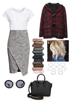 """""""Untitled #32"""" by jkal-shirazi on Polyvore featuring Cheap Monday, H&M, Hope, Miu Miu, NARS Cosmetics, Givenchy, Forever 21 and Urban Decay"""