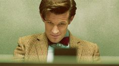 matt smith cute bowtie timelord sexy the doctor ...