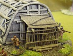 Don't throw a 1: How to build No1 - FIW Indian Longhouses