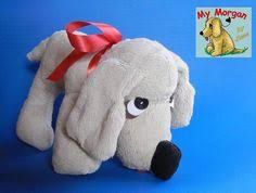 Rare vintage bantam morgan dog stuffed plush garry moore show toy image result for morgan vintage plush dog publicscrutiny Choice Image