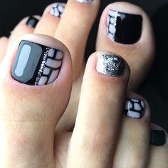 Accent Nails, Short Nails, Pedicure, Nail Art, Suit, Shapes, Makeup, Beauty, Style