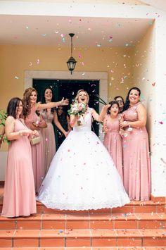 Surpreende as tuas Damas de Honor com um pedido original. Estas inspirações vão ajudar-te!  #wedding #damadehonor #pedido #ideias #inspiração #originalidade #surpresa #diaespecial #amizade #casamentospt