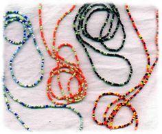 My allowance..... love beads