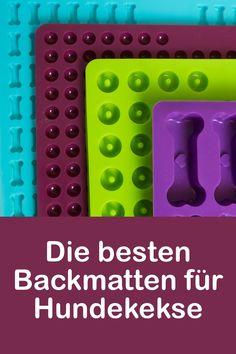 Backmatten für Hundekekse | miDoggy Community Silicone Molds, Dogs, Best Food For Dogs, Dog Snacks, Ice Cream For Dogs, Dog T Shirts, Animals Dog, Pet Dogs, Doggies