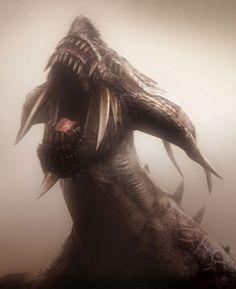 Dragon God - Pictures & Characters Art - Demon's Souls