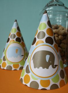"So cute for my ""little peanuts"" first birthday party :)"