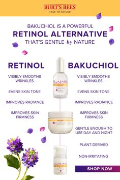 Learn why Bakuchiol is a powerful retinol alternative that's gentle by nature. Our Renewal Skin Care Line features Bakuchiol, which can be used daily, day and night. Renewal Skin Care, with Bakuchiol… Face Care, Body Care, Beauty Care, Beauty Skin, Face Beauty, Cc Creme, Brown Spots On Skin, Beauty Vitamins, Peeling