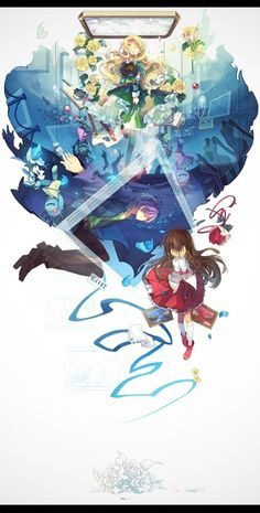 Nice anime artbook from IB (Interrobang) uploaded by S. Maker Game, Rpg Maker, Baguio, Ib Mary, Ib And Garry, Mad Father, Rpg Horror Games, Mini Comic, Witch House