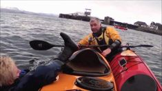 Heel Hook - Kayak Self Rescue