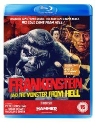 PETERCUSHINGBLOG.BLOGSPOT.COM (PCASUK): COMPETITION: FRANKENSTEIN AND THE MONSTER FROM HELL' BLU RAY / SHANE BRIANT Q AND A.