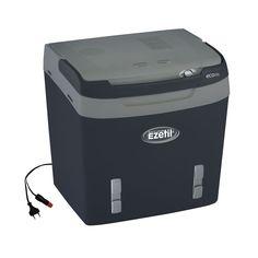 EZetil E26 M Elektro-Kühlbox inkl. A.T.U-Tragetasche, ca. 24 Liter Kühlraum, grau, 12/230 Volt jetzt bestellen! | A.T.U Auto-Teile-Unger
