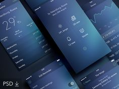 WRNC App [Freebie] by Alexander Zaytsev