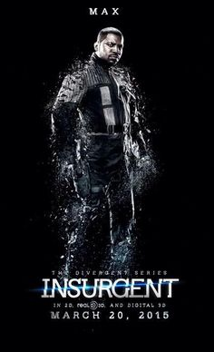 Max Insurgent Poster