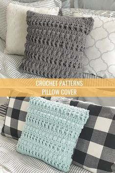 diy Granny pods Crochet Pillow Cover P - grannypods Crochet Cushion Pattern, Crochet Pillow Cases, Crochet Pillow Patterns Free, Cushion Cover Pattern, Modern Crochet, Crochet Home, Knit Or Crochet, Crochet Crafts, Crochet Projects
