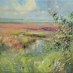 Wild Roses, Thornham Marshes, Norfolk