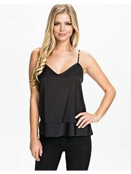 Classic tank top  in great material from By Malene Birger