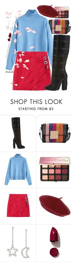 """""""❄️"""" by gabyidc ❤ liked on Polyvore featuring Tom Ford, Sephora Collection, Accessorize and NARS Cosmetics"""