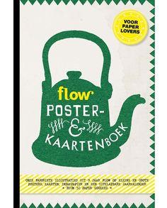 Poster- en kaartenboek