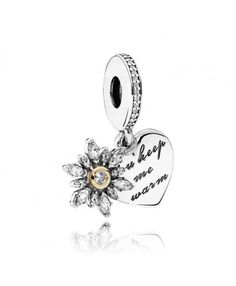 7abee72cc Buy Pandora Snowflake Heart Pendant Charm For Sale Cheap. Buy the latest  Pandora charms & beads at House with Fraser FREE delivery on orders over