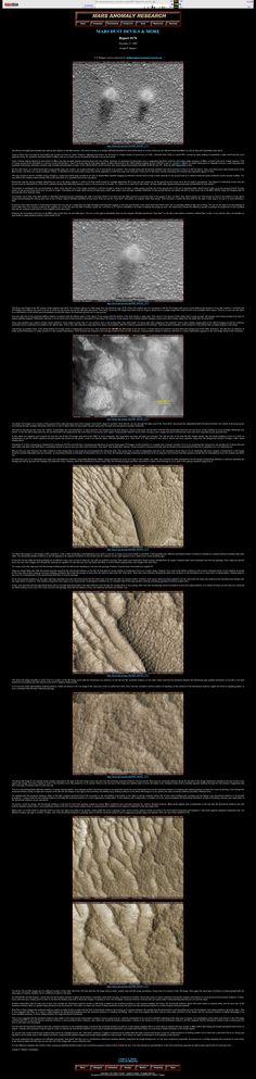 Mars Dust Devils & More