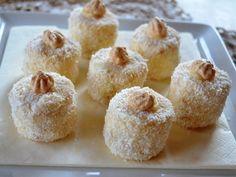 Kokostraum - Rezept für Weihnachtskekse aus der Thermenwelt Hotel Pulverer