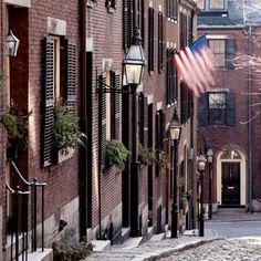 North End Boston, Ma..