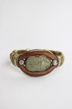 #vtg 70s #Gold Cuff Bangle #Bracelet #Gypsy #Bohemian