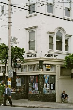 Height Ashbury - San Francisco - it's all about peace and love!!✌️❤️