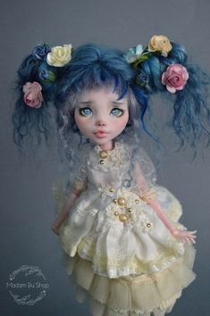 1000+ images about Doll Inspiration on Pinterest | Monster dolls ...