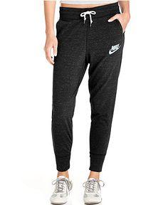 Nike Pants, Gym Vintage Sweatpants - Pants - Women - Macy's
