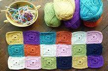 Mini Magic Mandala Crochet Granny Square | AllFreeCrochetAfghanPatterns.com