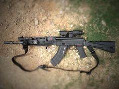 Rifle Dynamics AK 47