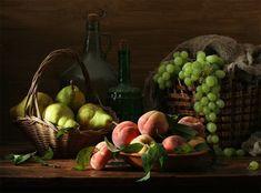 Натюрморты которые завораживают созерцателя! (30фото) » Картины, художники, фотографы на Nevsepic