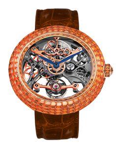 BRILLIANT SKELETON BAGUETTE   Jacob & Co.   Timepieces   Fine Jewelry   Engagement Rings
