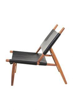 Triangle-chair-Vilhelm-Wohlert