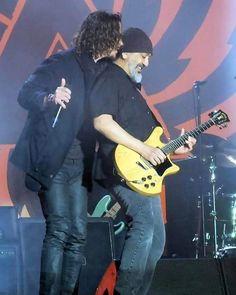 Chris Cornell, Rock Couple, Concert, Couples, Instagram, Wave, Metal, Garden, Bands
