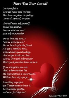 40+ Romantic Love Poems for Him