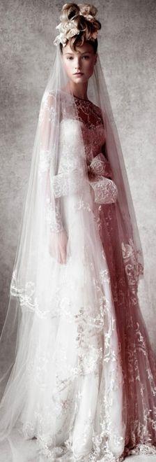 Vogue Noivas Japão - Constance Zahn
