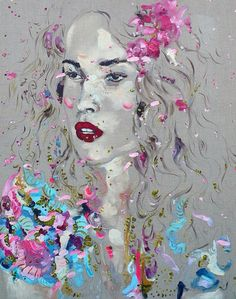 dianna | Judith Geher | Available Works | Parts Gallery | Contemporary Art Gallery in Toronto
